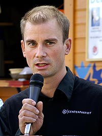 © 2006 Johan Gullberg - Rasmus Persson från Centerpartiet
