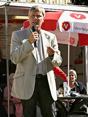 © 2006 Johan Gullberg - Lars Ohly Partiledare Vänstern