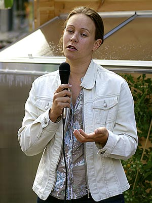 © 2006 Johan Gullberg - Maria Wetterstrand - Språkrör för miljöpartiet